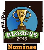 Bloggys 2015 Nominee